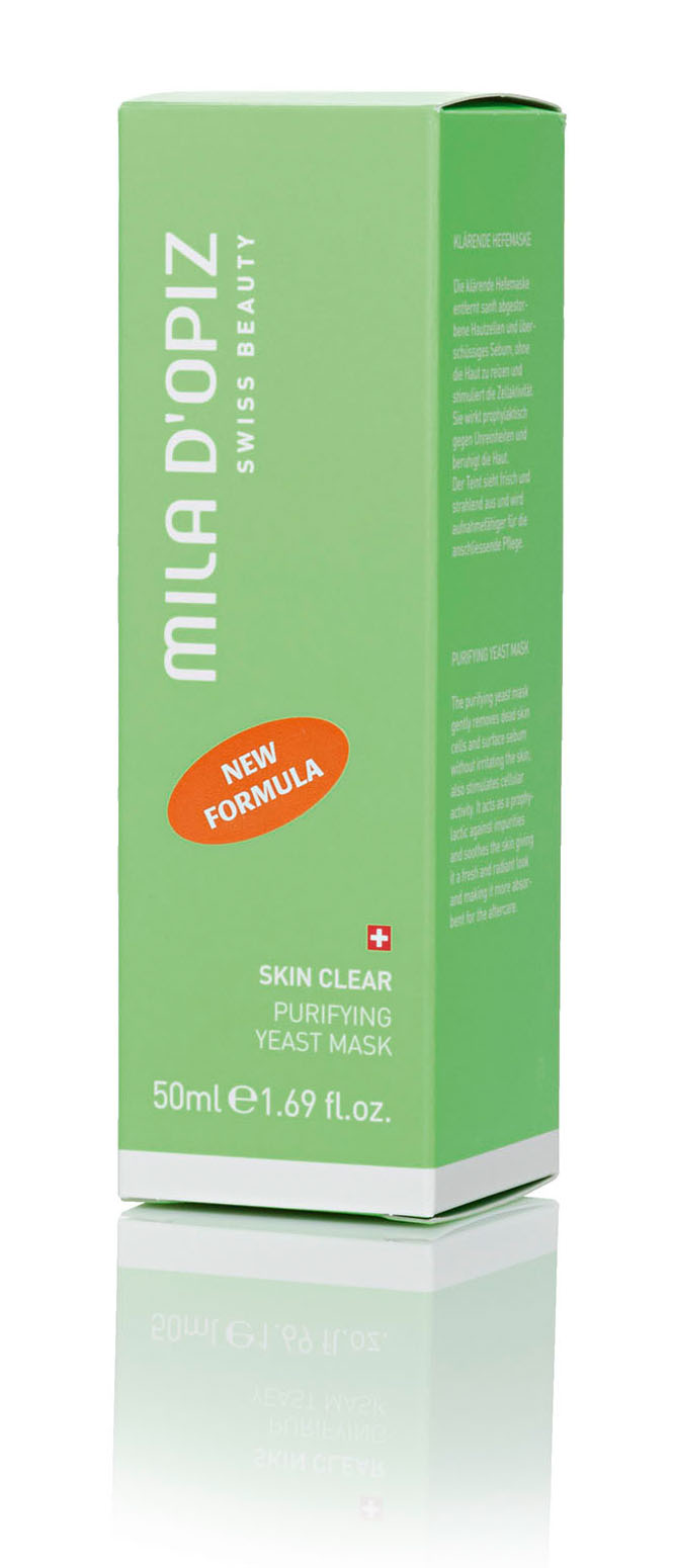 Skin Clear Purifying Yeast Mask