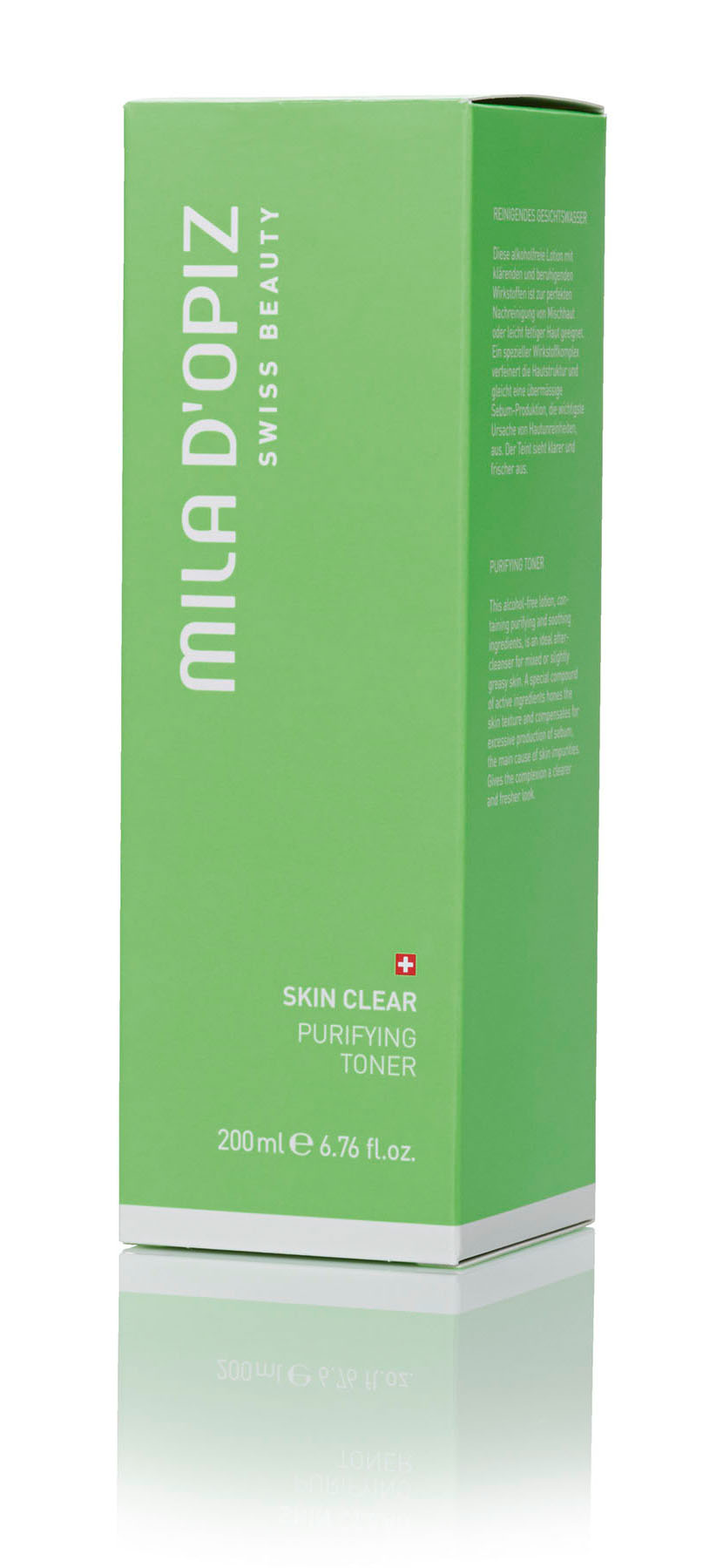 Skin Clear Purifying Toner